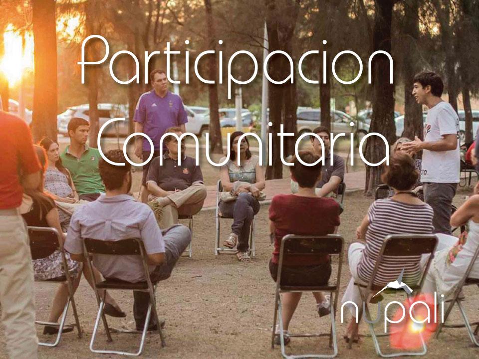 Participacion Comunitaria.